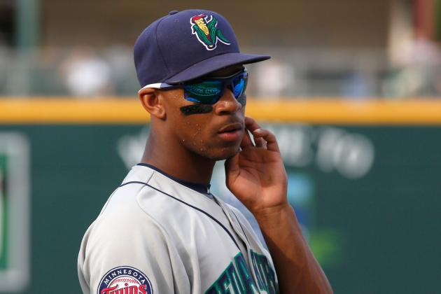 Is Minnesota Twins Phenom Prospect Byron Buxton Baseball's Next Mike Trout?
