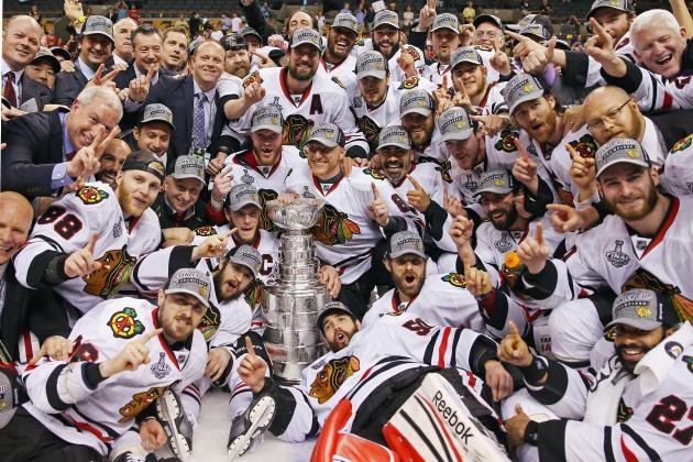 Chicago Blackhawks Parade 2013: Latest Viewing Info and Route