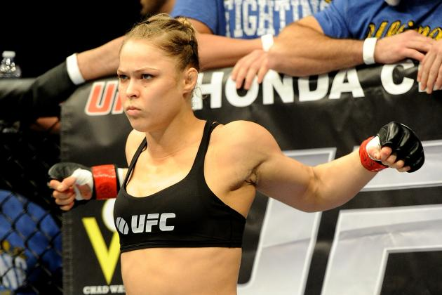 Ronda Rousey Talks TUF 18, Would 'Love to Beat the S--t out of Bryan Caraway'