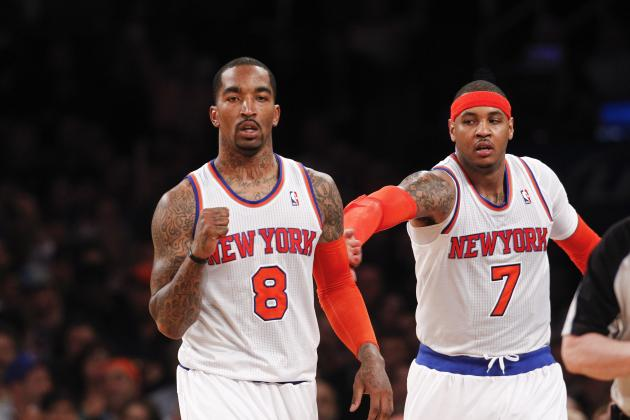 Do New York Knicks Have Any Chance of Replacing J.R. Smith If He Bolts?