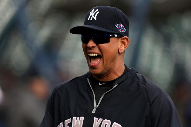 New York Yankees' Season Becoming a Circus as Twitter Reacts to A-Rod, Teixeira