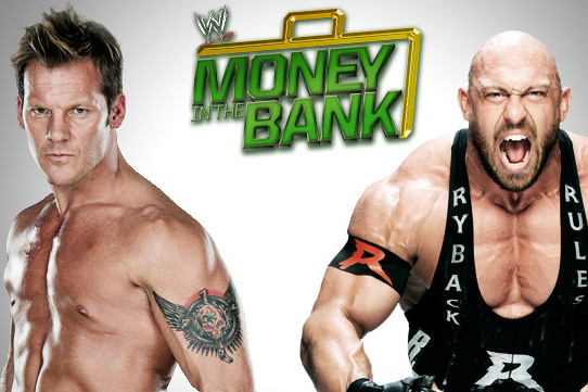 WWE Money in the Bank 2013: Ryback vs. Chris Jericho Needs a Stipulation