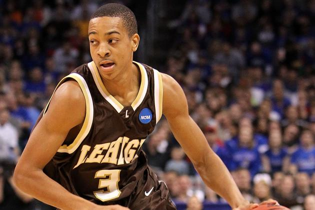 Lehigh's McCollum Doesn't Lack Confidence Entering Draft