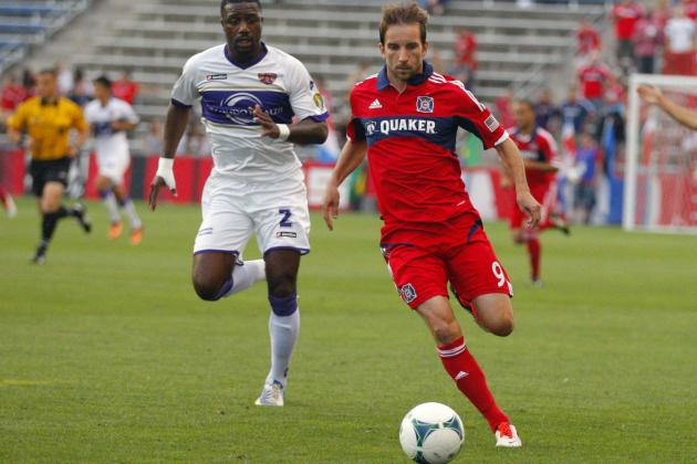 Fire Beat Orlando City 5-1 to Advance in US Open Cup
