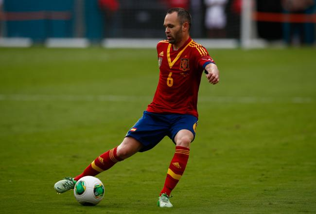 Confederations Cup of Life: Spain vs. Italy / Thursday Open Thread