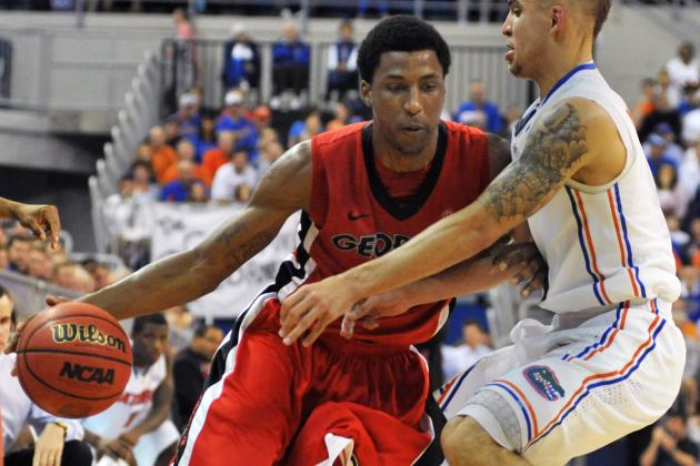 Caldwell-Pope Implies He'll Get Drafted by Timberwolves or Blazers