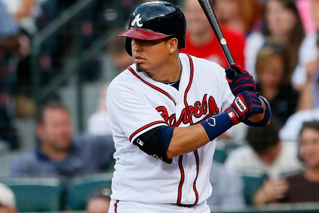 Braves' Pena to Have Season-Ending Surgery (UPDATED)