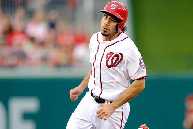Rendon Becoming Key to Nationals' Lineup