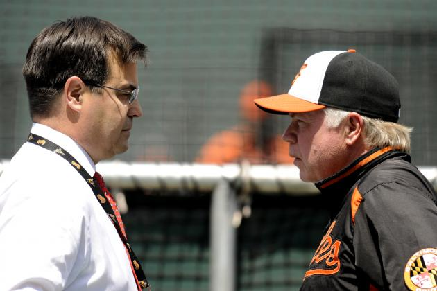 Baltimore Orioles 2013 Trade Deadline Shopping List