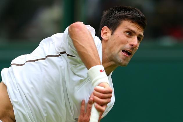 Wimbledon 2013 Schedule: When to Catch Top Players On Day 4