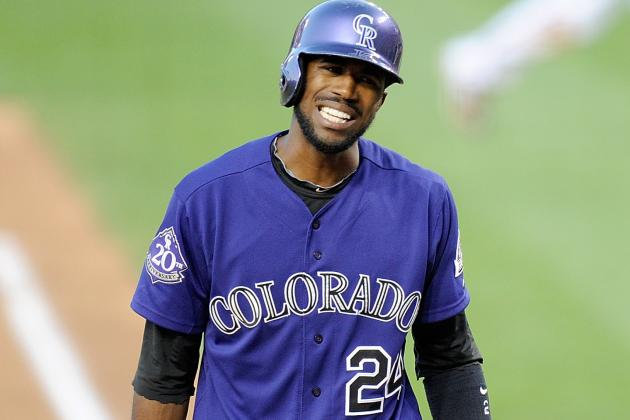 Rockies' Dexter Fowler to Have MRI for Sore Right Hand Thursday