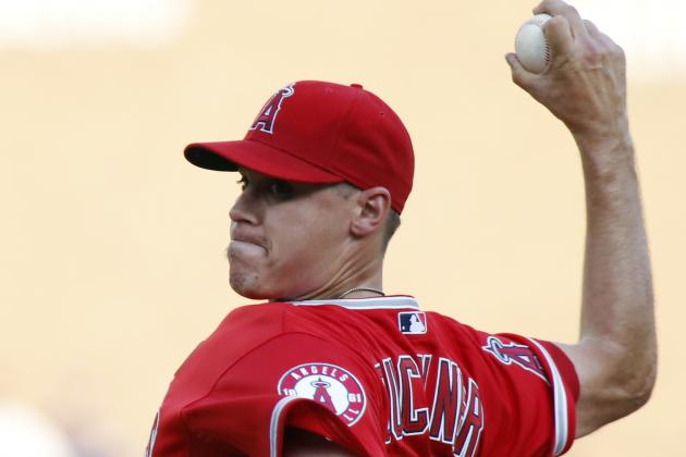 Billy Buckner, Relievers Bail Angels out in 7-4 Victory over Tigers