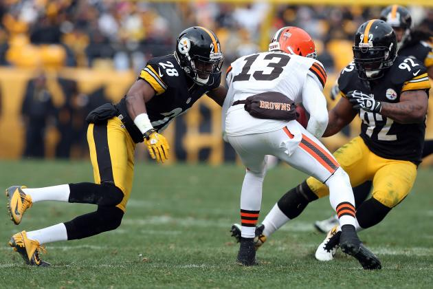 3 Reasons History Is on the Pittsburgh Steelers' Side in 2013