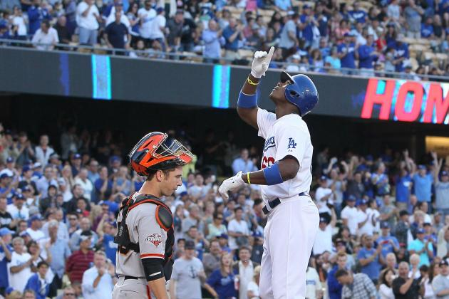 Where Do Giants', Dodgers' Seasons Stand After Latest Rivalry Clash?