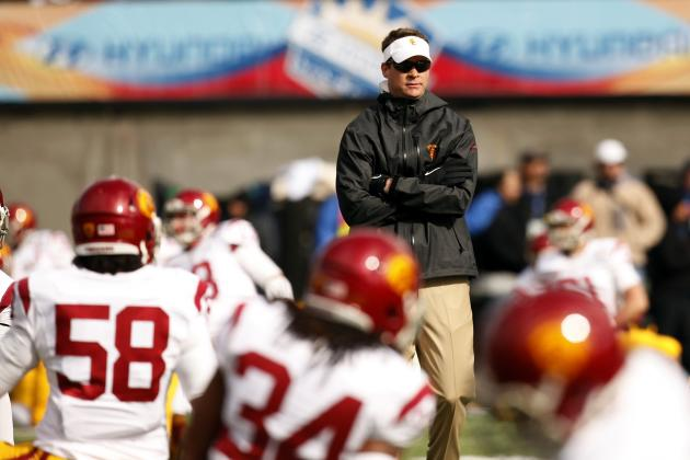 USC Football Recruiting: Updates on Commits, Visits and Offers