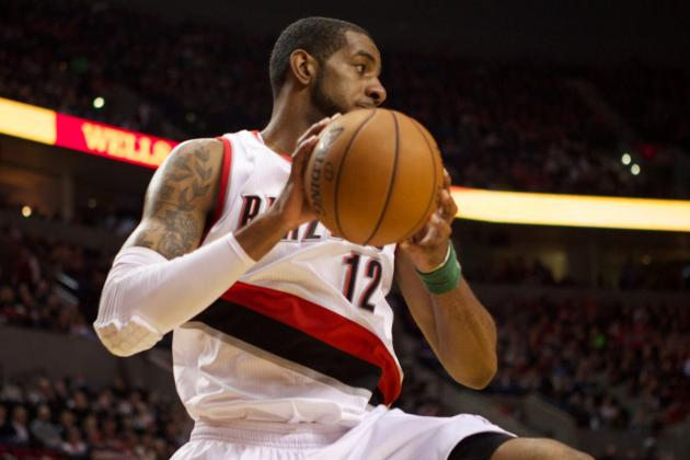 Portland Trail Blazers: Trading LaMarcus Aldridge Becoming More of a Possibility