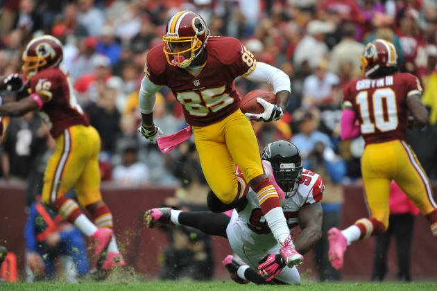 What Leonard Hankerson Has to Do to Become a Star for the Washington Redskins