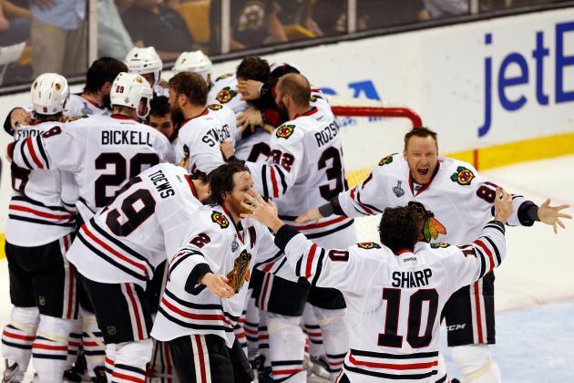 Chicago Blackhawks Parade 2013: Coverage Info for NHL Championship Celebration