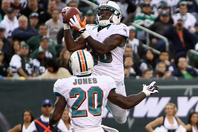 Dolphins Safeties Named NFL's Best