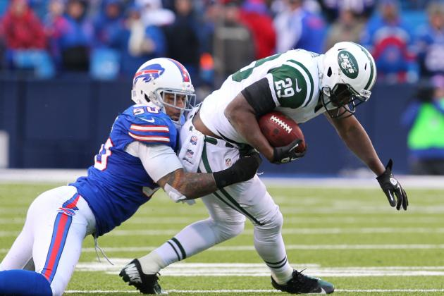 Tale of the Tape  for New York Jets Running Backs Heading Into Camp