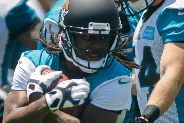 Denard Robinson: Offensive Weapon