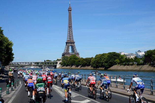 Tour de France 2013: Dates, Route Info and Stage-by-Stage Preview