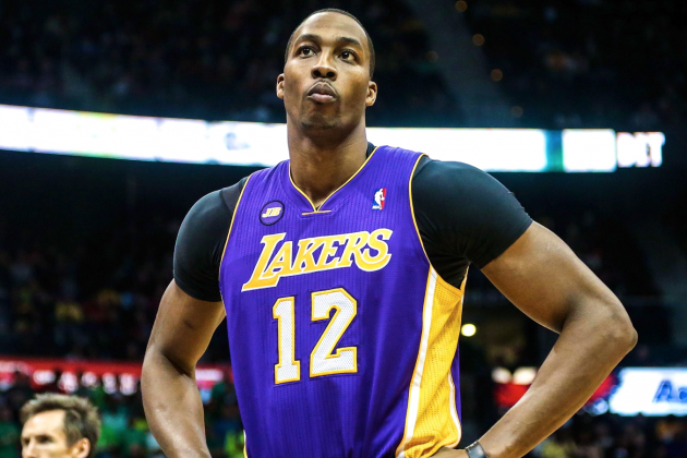 Dwight Howard Reportedly Unlikely to Re-Sign with Los Angeles Lakers