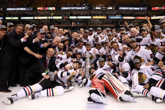 2013 NHL Draft: Could the Chicago Blackhawks Make a Trade Before the Parade?