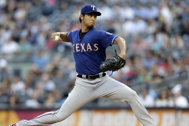 Adjustments Could Be on Tap for Darvish