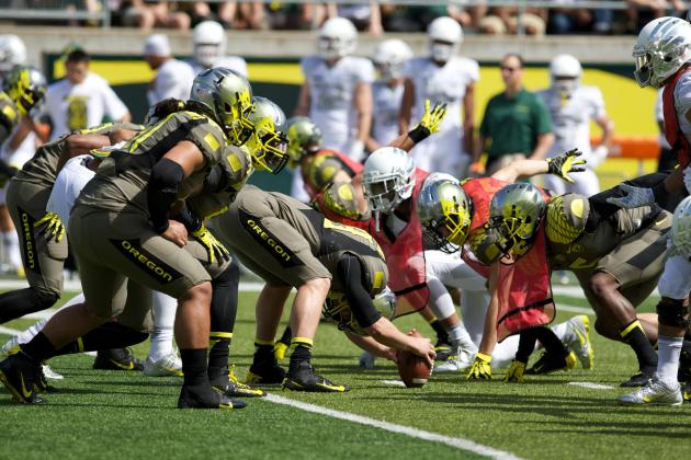How Oregon Football Recruiting Will Be Impacted by NCAA Sanctions