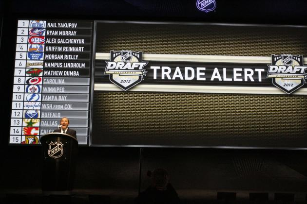 2013 NHL Draft Order: Full List of Selections for All 7 Rounds