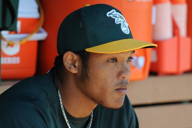 A's have two Futures picks in Russell, Ynoa