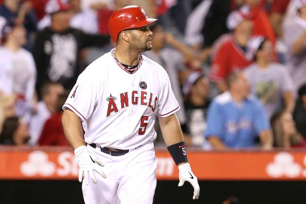 Albert Pujols on the Cardinals Front Office: 'They Know What They Did'