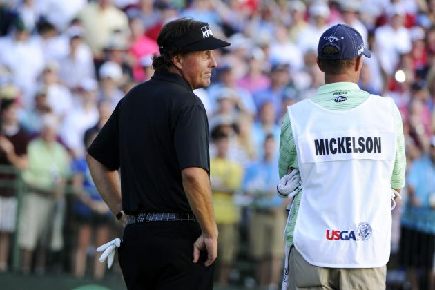 What Is Phil Mickelson's Window to Win Another Major?