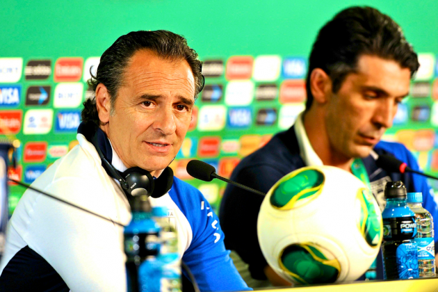 Confederations Cup 2013: Italy Consider Tactical Switch to Combat Spain