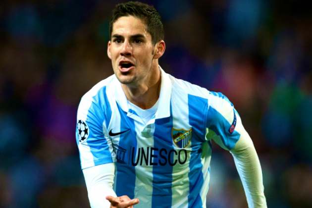 Isco to Real Madrid: Los Blancos Sign Malaga Star