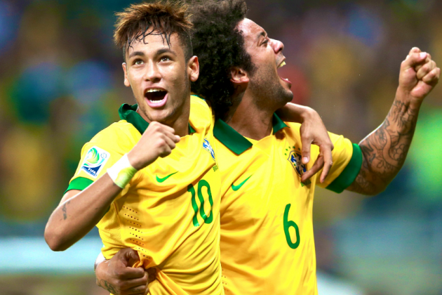 Brazil Overcome Past Demons, Beat Uruguay to Reach Confederations Cup Final