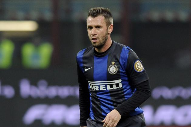 Cassano Details Away from Parma