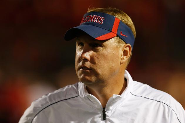 Ole Miss Makes Strides to Put Past in Rear-View Mirror