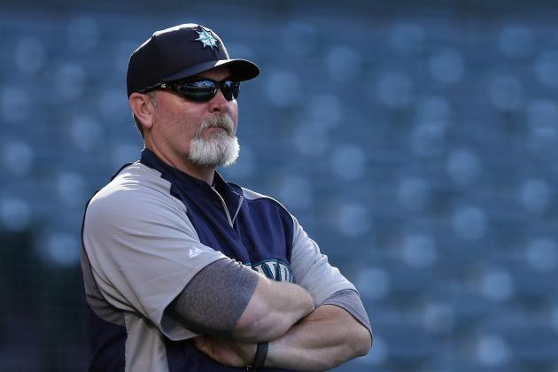 Eric Wedge Running out of Patience with Offense After Mariners Loss