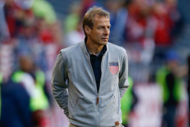 Klinsmann Names 23-Player Roster to Compete in 2013 CONCACAF Gold Cup