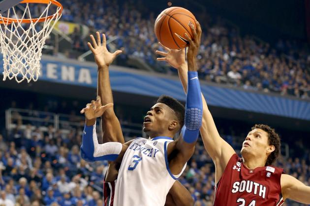 2013 NBA Draft Order: Complete Listings for Each Round