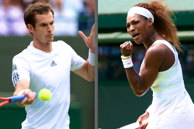 Andy Murray Would Welcome Match vs. Serena Williams