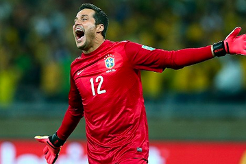 Julio Cesar Would Be the Right Move for Roma