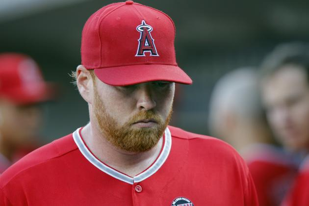 Tommy Hanson Placed on the Disabled List