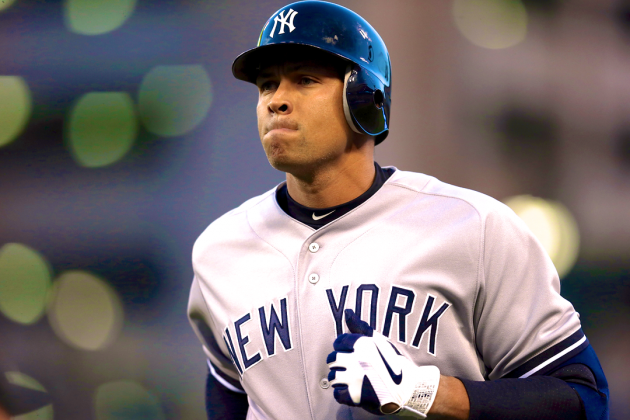 Alex Rodriguez Reportedly Concerned About MLB's Biogenesis Investigation