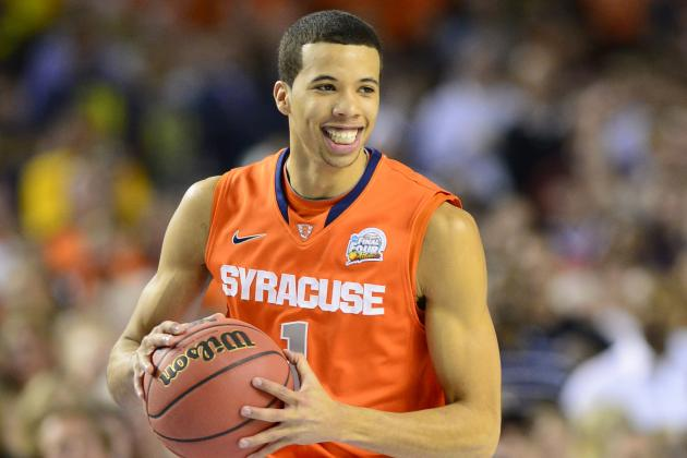 Michael Carter-Williams: Syracuse 'Prepared Me in Every Way Possible'