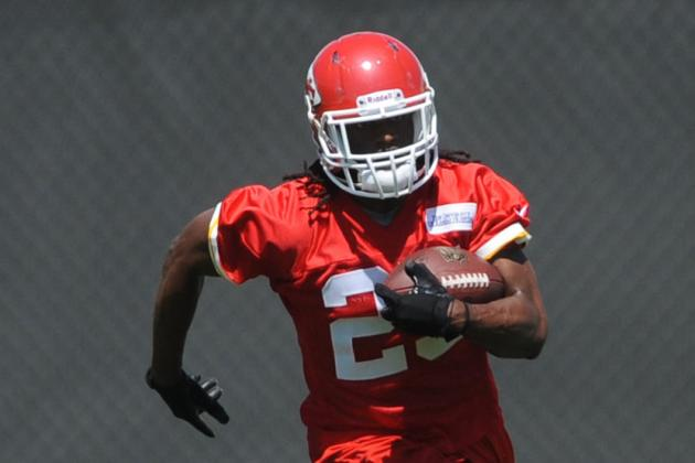 Jamaal Charles: Chiefs' Offense 'About to Be Explosive'