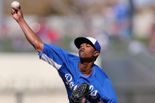 Ventura, Almonte to Take Part in Futures Game