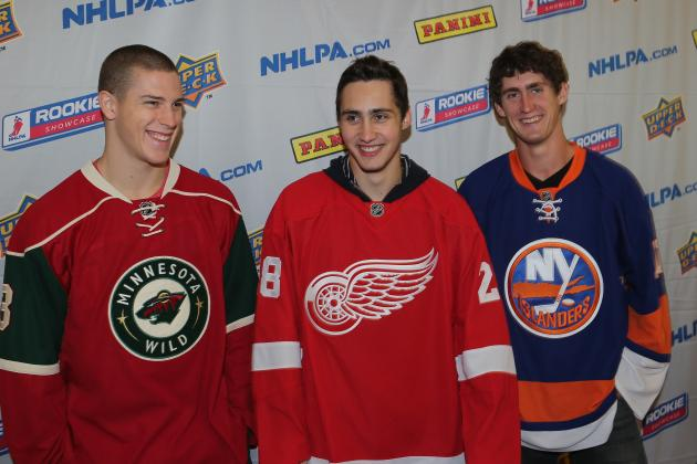 Detroit Red Wings NHL Draft Preview: A Look at 2013 Hopefuls